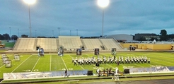 MPISD Mount Pleasant Texas Marching Band and Color Guard